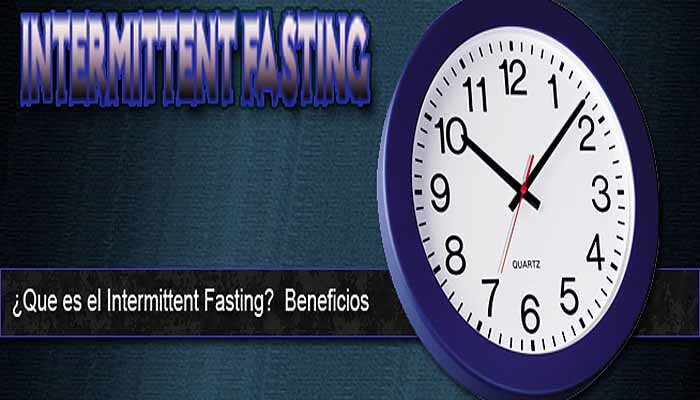 Intermitteng fasting