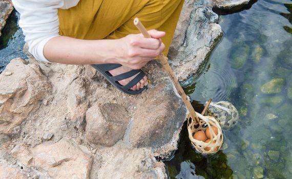 Studies suggest culinary began in hot springs